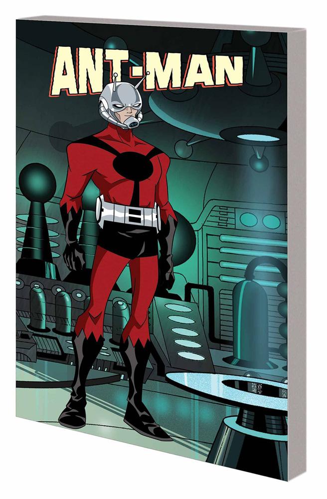 Marvel Universe Ant-Man Digest