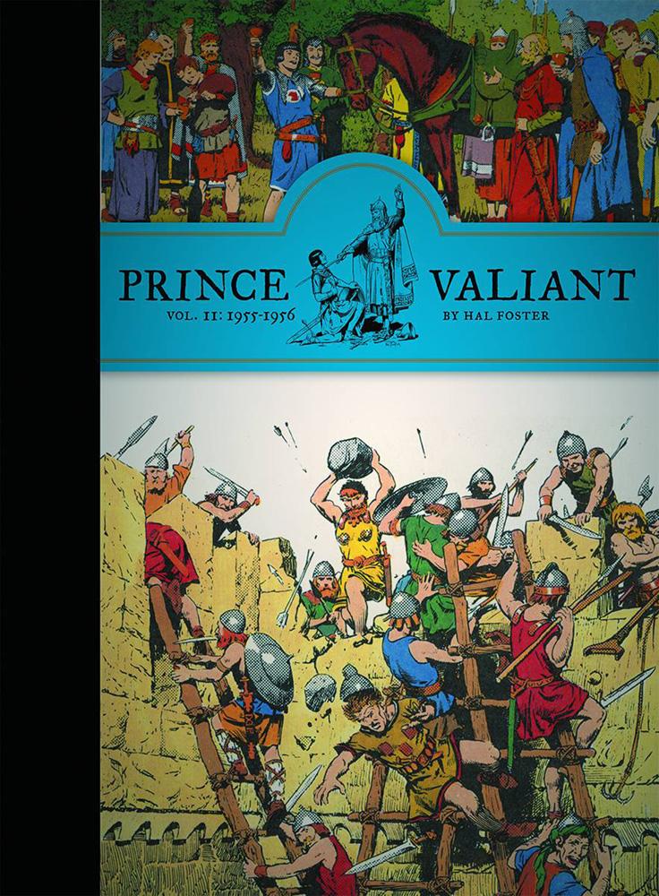 Prince Valiant Volume 11: 1957-1958