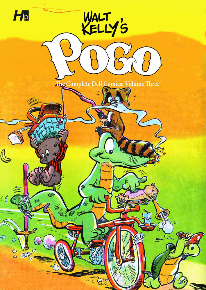 Walt Kelly's Pogo: The Complete Dell Comics Volume 3