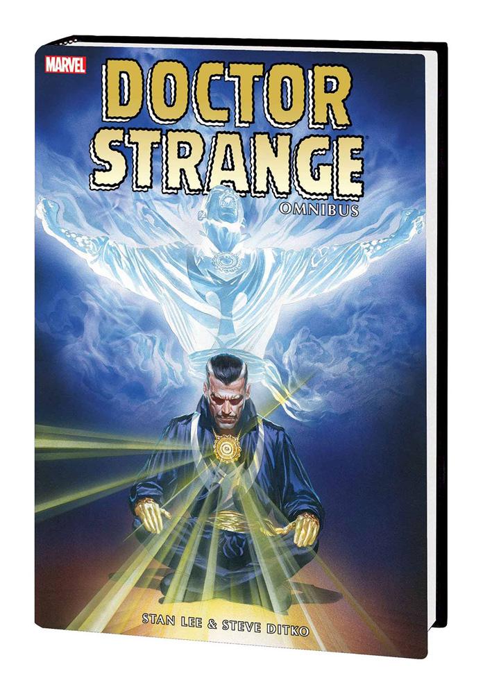Doctor Strange Omnibus Vol. 1 Ross Cover