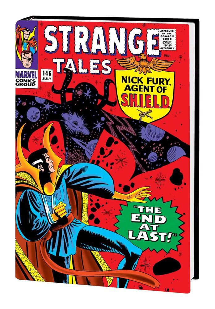 Doctor Strange Omnibus Vol. 1 Ditko Cover
