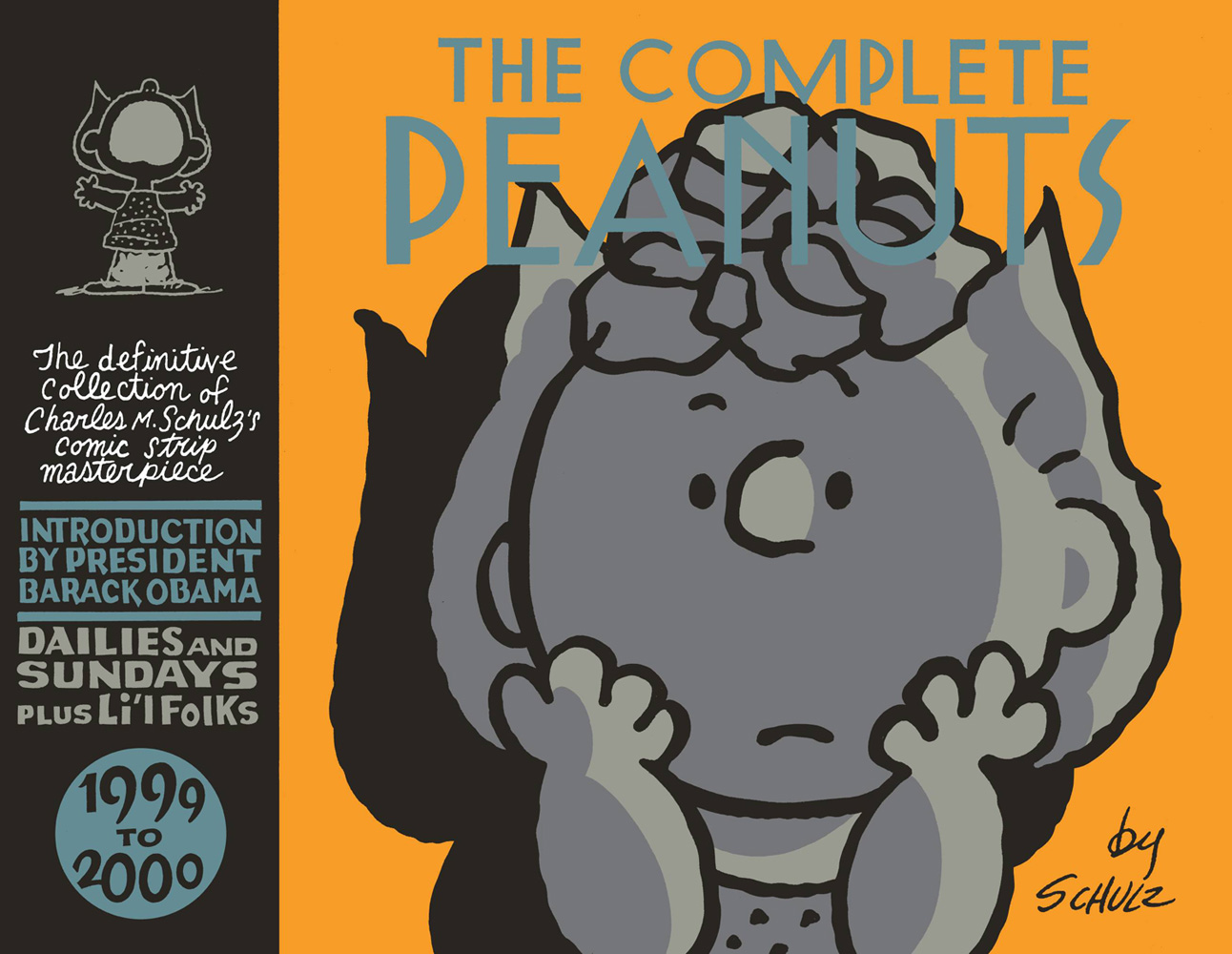 The Complete Peanuts Vol. 25
