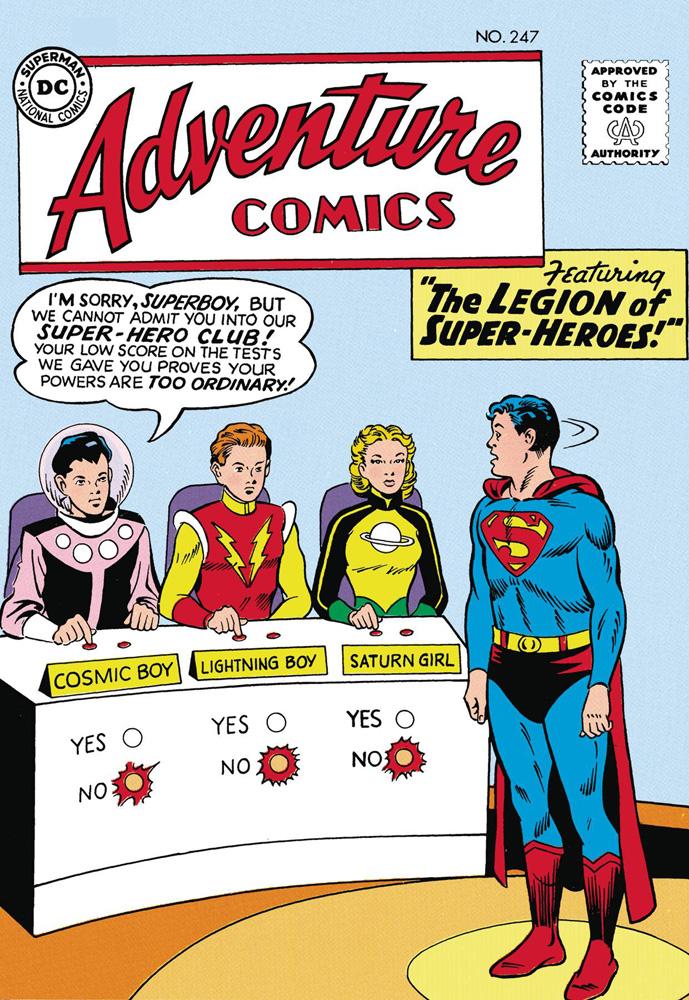 Legion Of Super-Heroes Omnibus Vol. 1