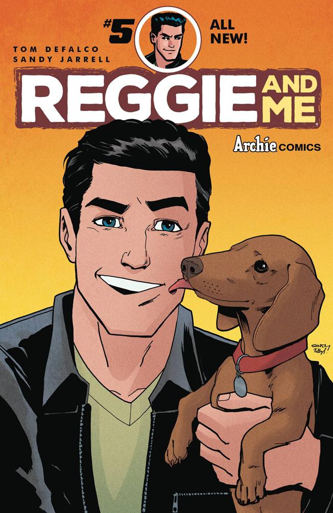 Reggie and Me #5