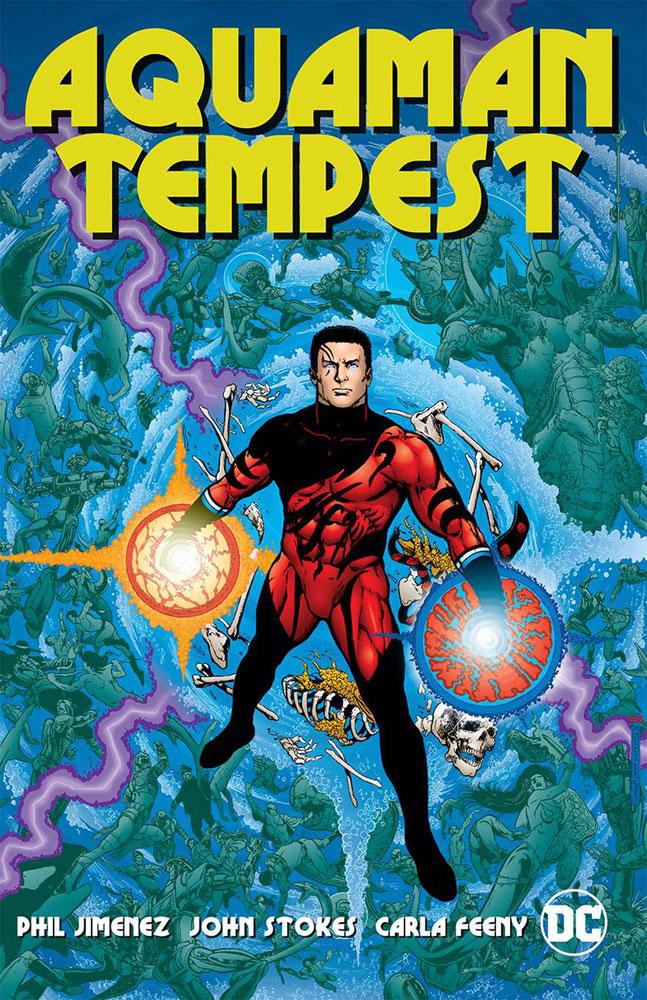 Aquaman: Tempest SC