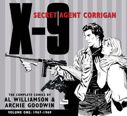 X-9: Secret Agent Corrigan Vol. 1