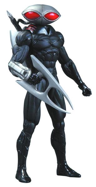 Dc Comics Super Villains Action Figure Black Manta