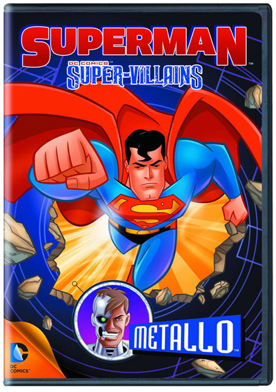 Superman Super Vilões – Metallo