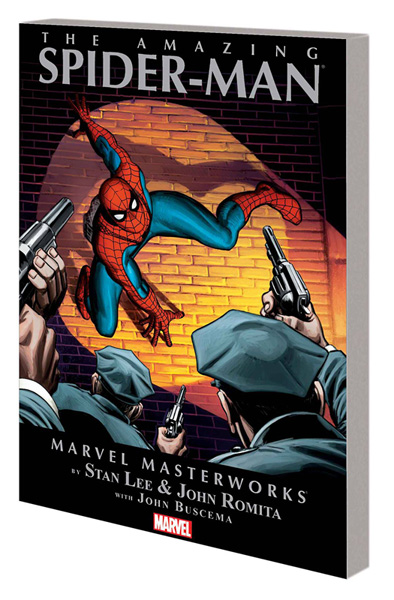 Marvel Masterworks: Amazing Spider-Man Volume 8