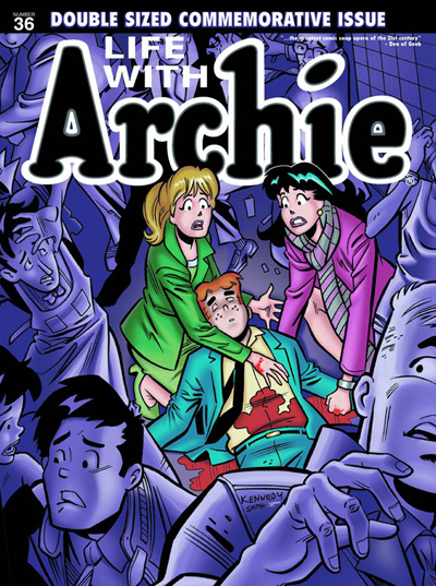 Life With Archie Magazine #36