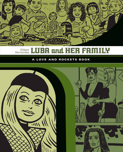 Luba and Her Family: A Love and Rockets Book
