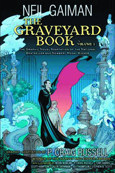 Neil Gaiman's The Graveyard Book: The Graphic Novel Volume 1
