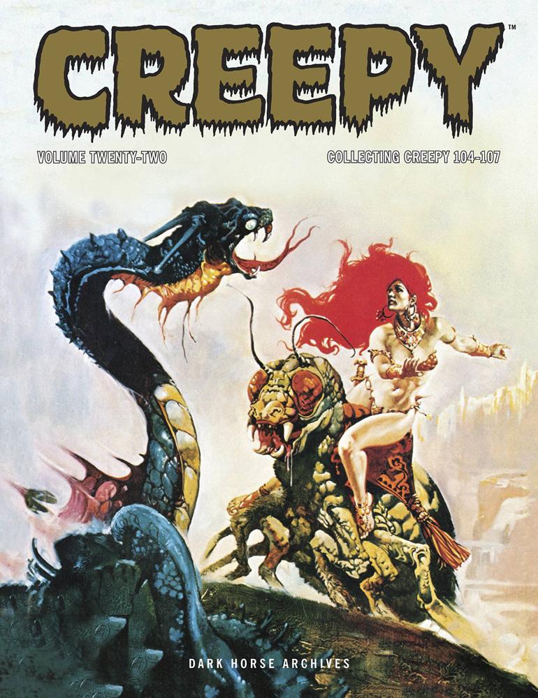 Creepy Archives Volume 22