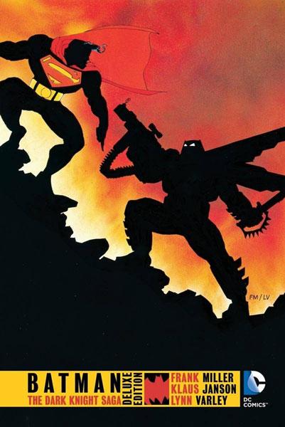 Batman: The Dark Knight Returns: Deluxe Edition