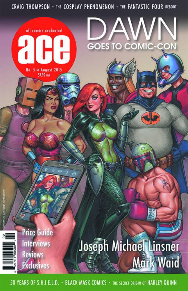 Ace Magazine #5