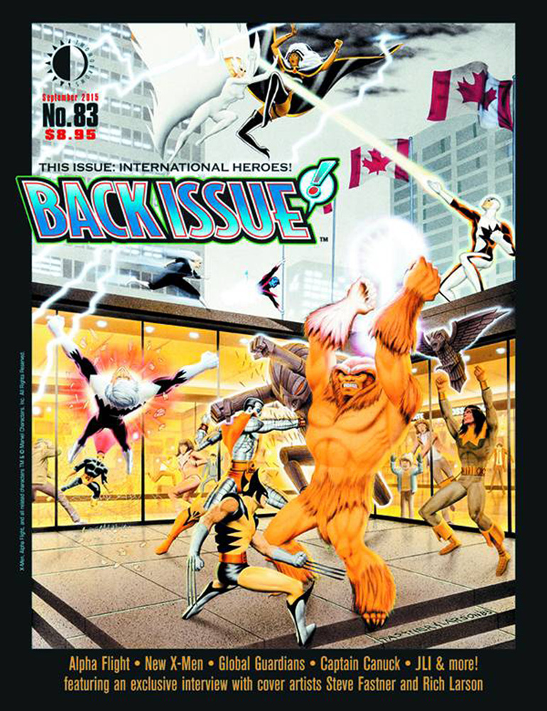 Back Issue #83