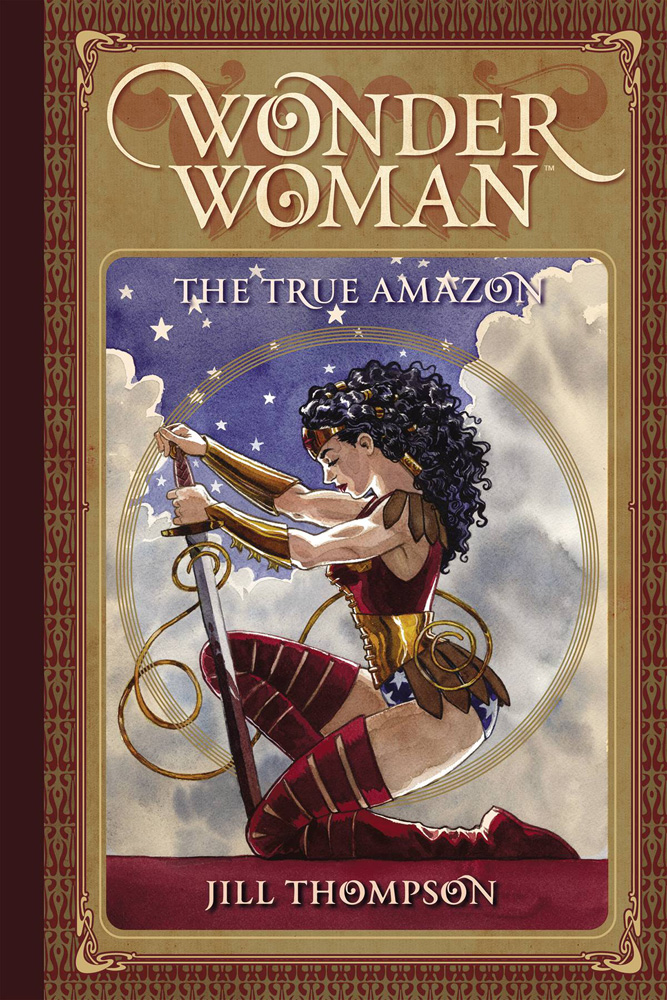 Wonder Woman: The True Amazon HC