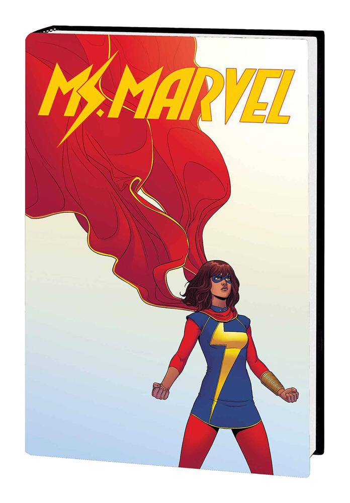 Ms. Marvel Omnibus