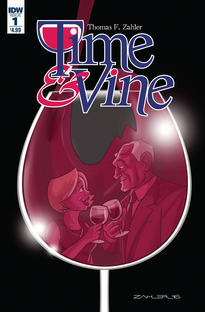 Time & Vine #1 Cover A