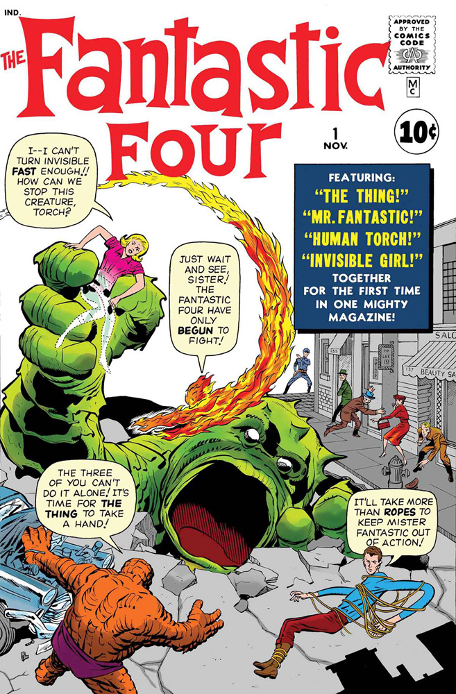 True Believers: Fantastic Four #1