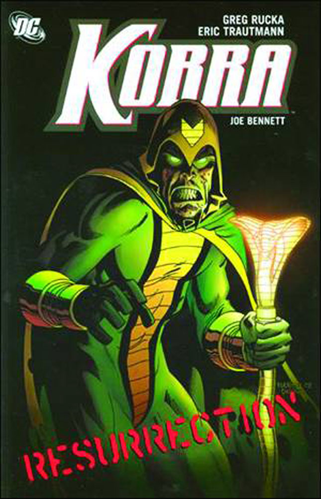 Image: Kobra Resurrection SC  - DC Comics