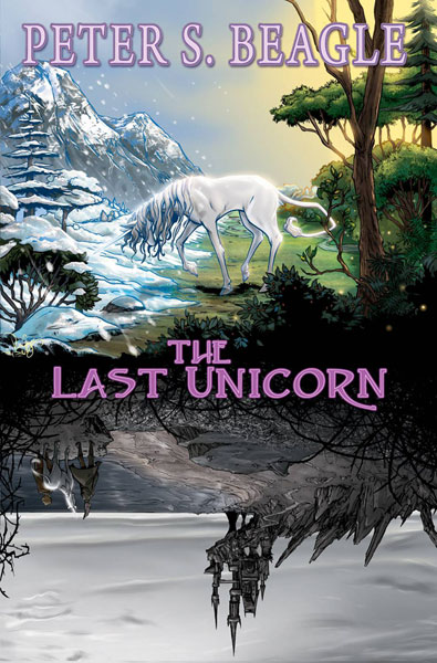 Image: Last Unicorn HC  - IDW Publishing