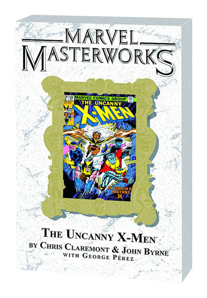 Image: Marvel Masterworks Vol. 037: Uncanny X-Men Vol. 04 SC
