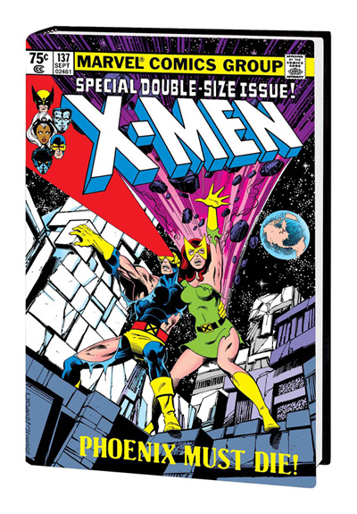 The Uncanny X-Men Omnibus Volume 2. Cover by John Byrne & Terry Austin.
