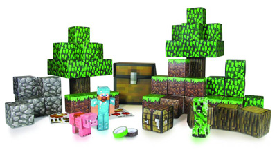 how to make a note box on minecraft