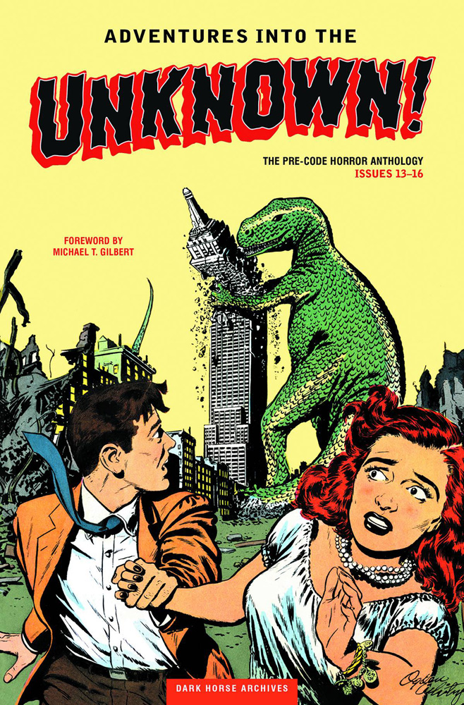 Adventures Into the Unknown Archives Volume 4