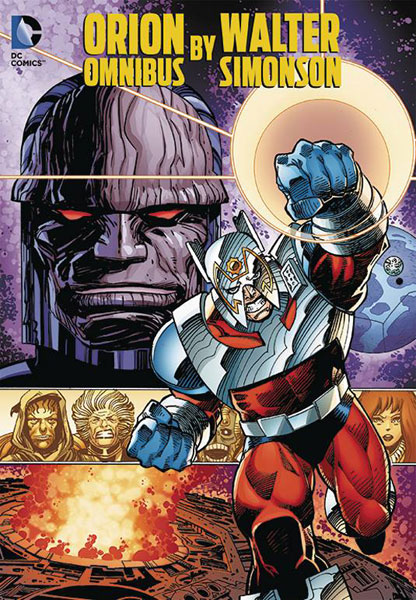 Orion by Walter Simonson Omnibus Edition