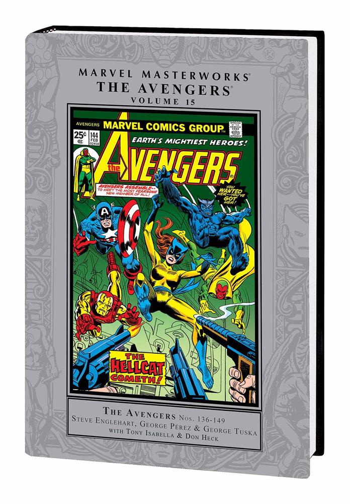 Marvel Masterworks: The Avengers Volume 15