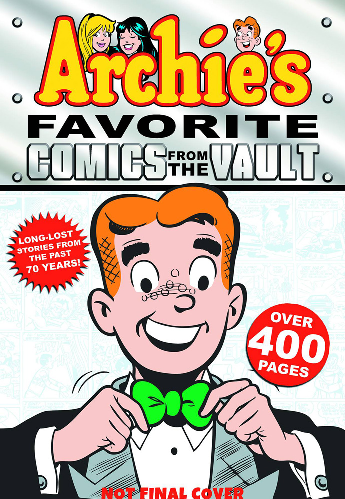 Archie Comics: Favorites From the Vault
