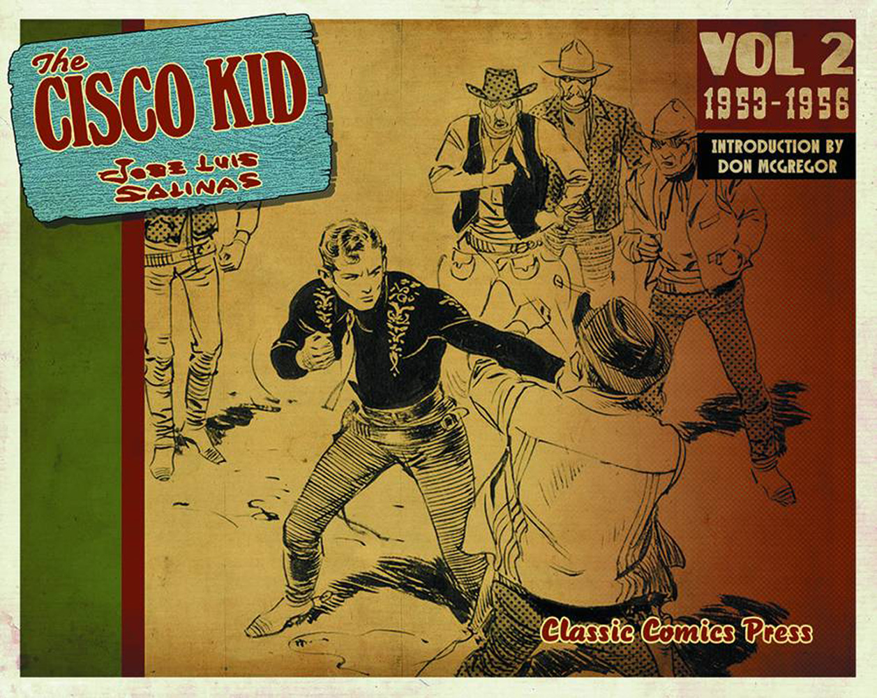 The Cisco Kid Volume 2: February 1953-March 1955