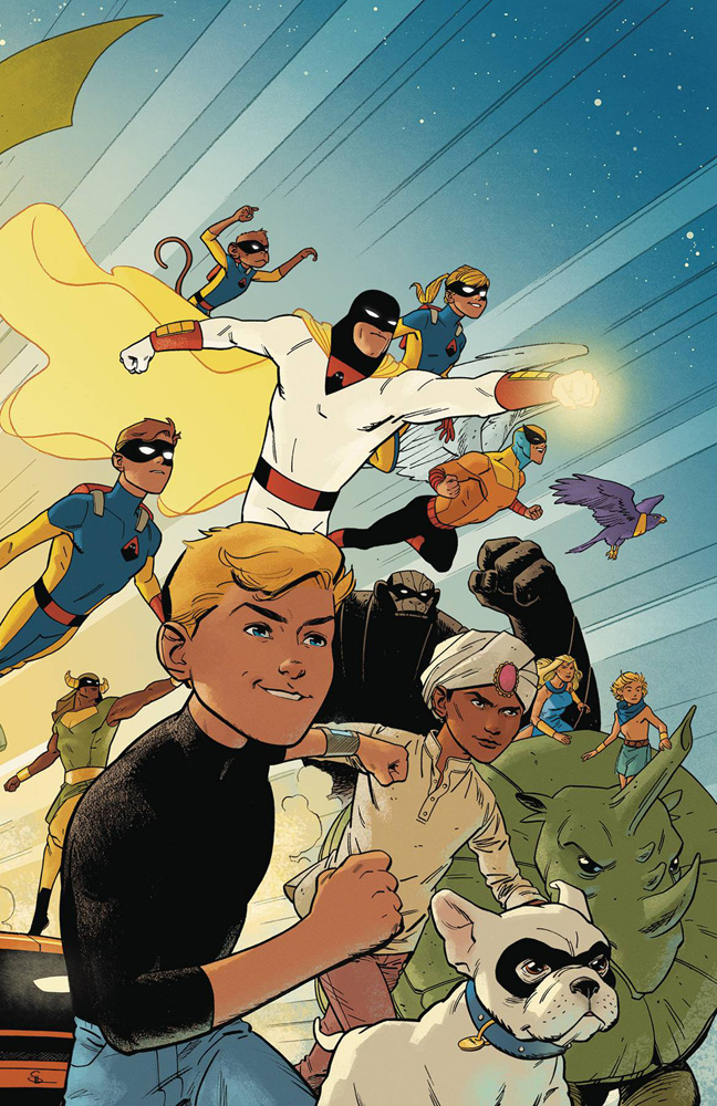 Future Quest Volume 1