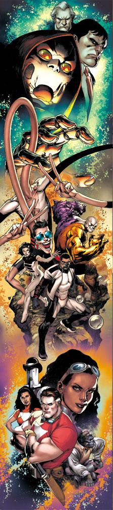 Terrifics #1  [2018] - DC Comics