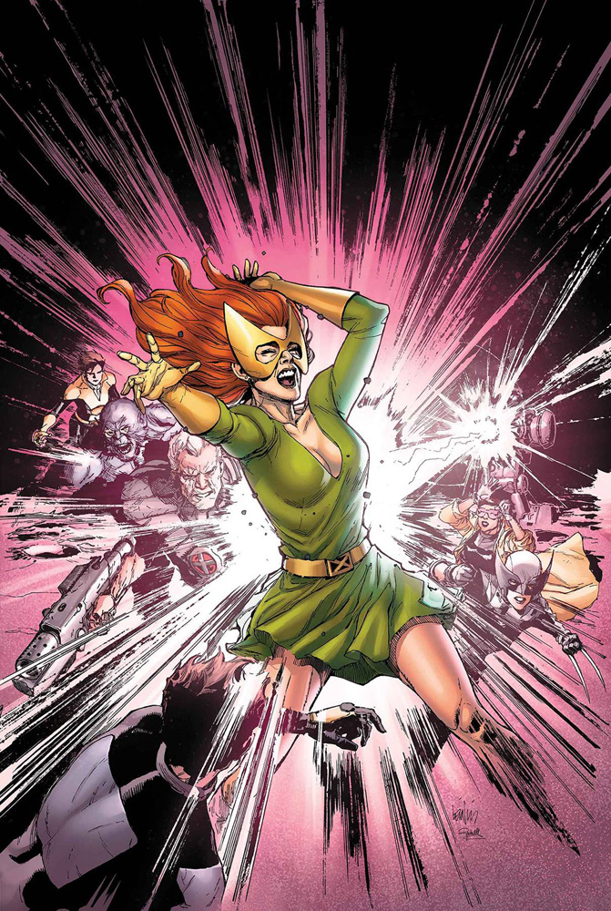 Image: Phoenix Resurrection: The Return of Jean Grey #2  [2018] - Marvel Comics