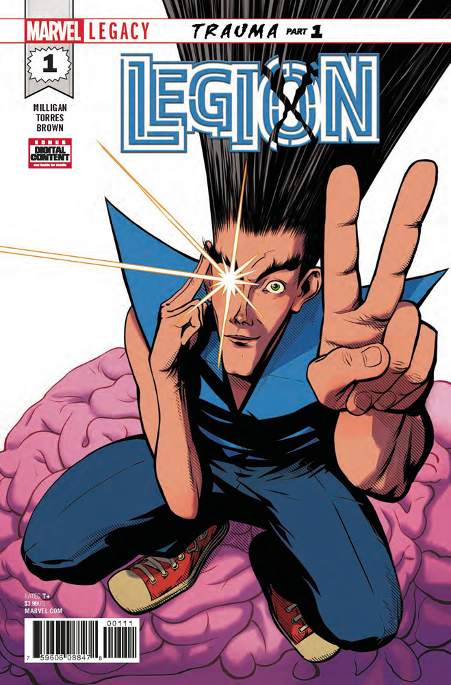 Image: Legion #1 (Legacy)  [2018] - Marvel Comics