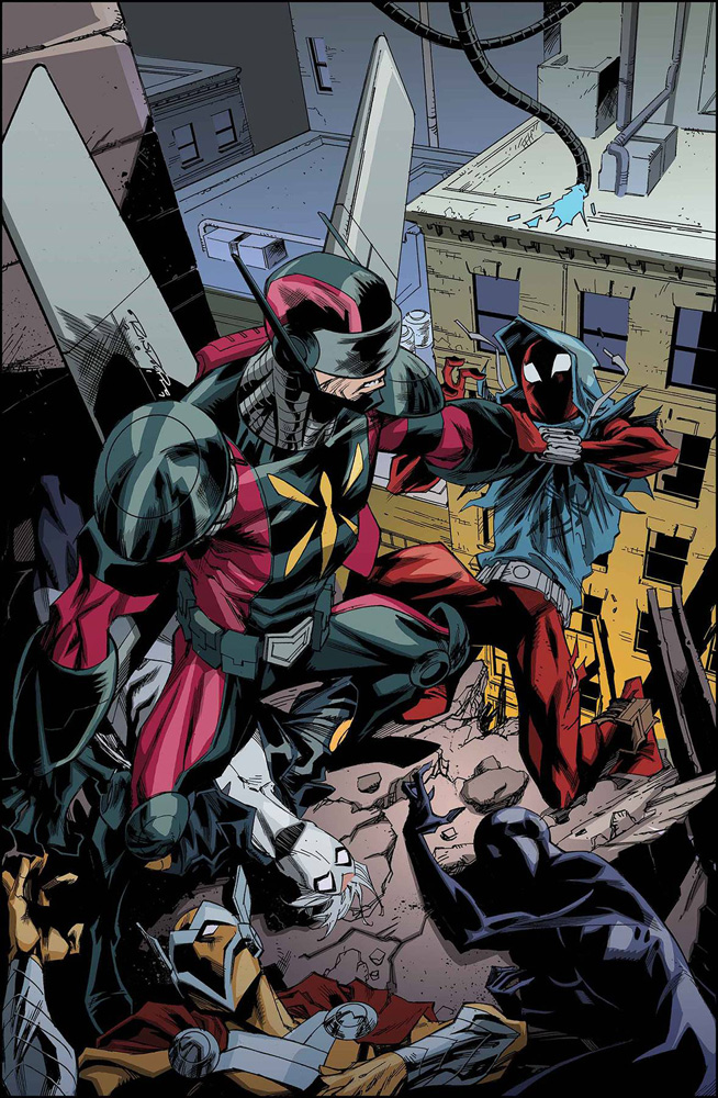 Image: Ben Reilly: The Scarlet Spider #13 (Legacy) - Marvel Comics