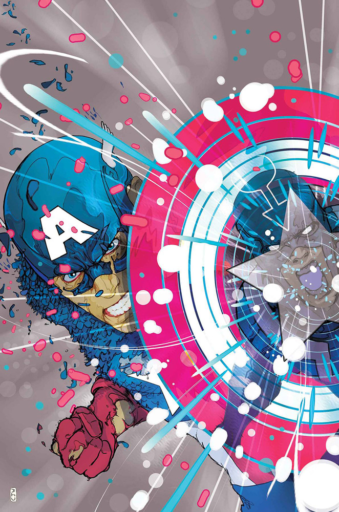 Image: Black Bolt #9 (Legacy)  [2018] - Marvel Comics