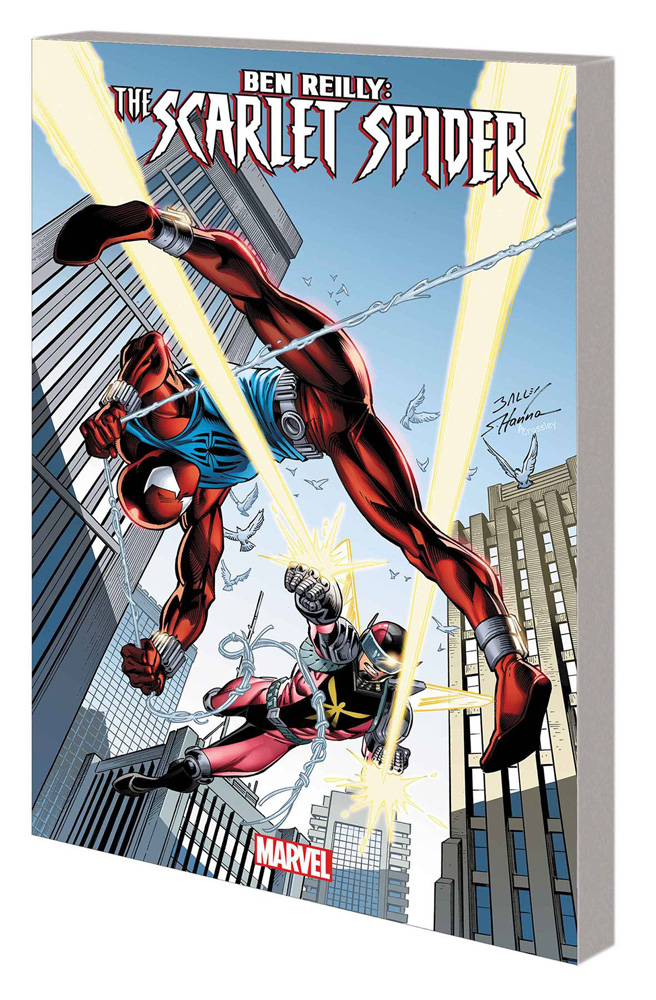 Image: Ben Reilly: The Scarlet Spider Vol. 02: Death's Sting SC  - Marvel Comics