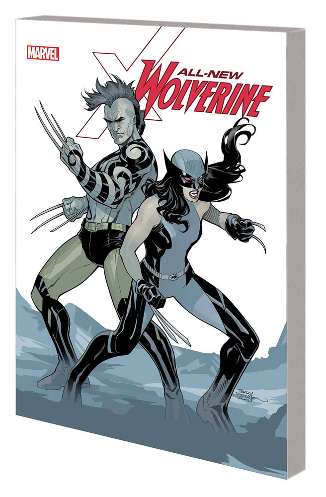 Image: All-New Wolverine Vol. 05: Orphans of X SC  - Marvel Comics