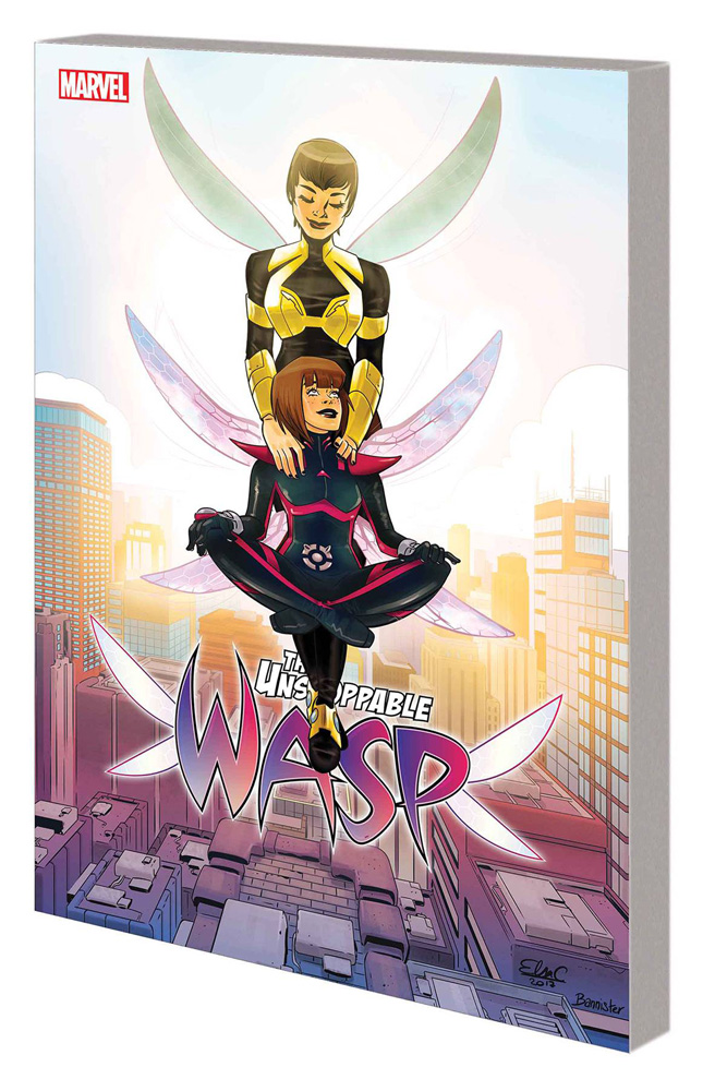 Image: Unstoppable Wasp Vol. 02: Agents of G.I.R.L. SC  - Marvel Comics