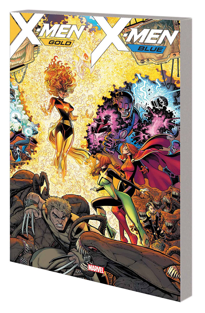 Image: X-Men Gold Vol. 03: Mojo Worldwide SC  - Marvel Comics
