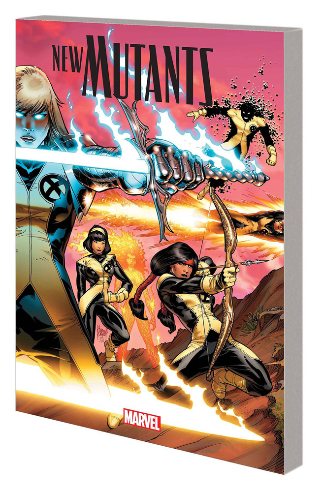 Image: New Mutants by Zeb Wells: The Complete Collection SC  - Marvel Comics