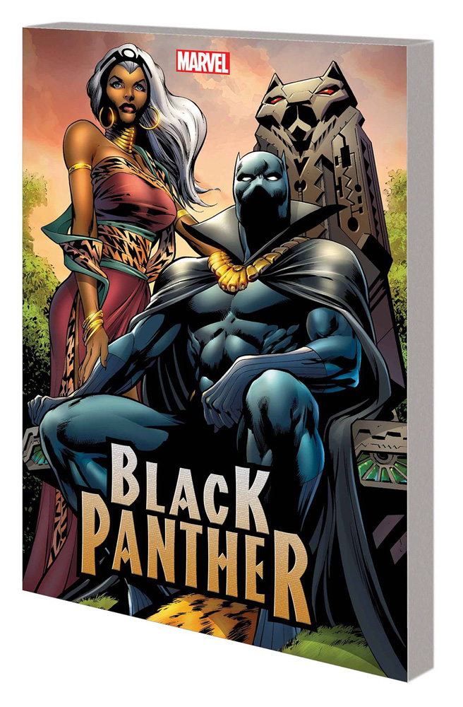 Image: Black Panther by Reginald Hudlin Vol. 03: Complete Collection SC  - Marvel Comics