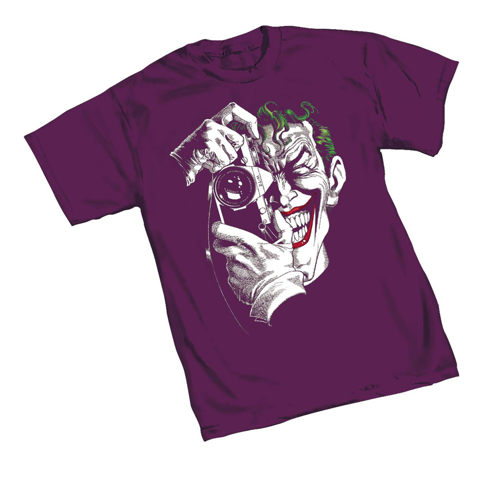 Image: Batman T-Shirt: Killing Joke II  (L) - Graphitti Designs