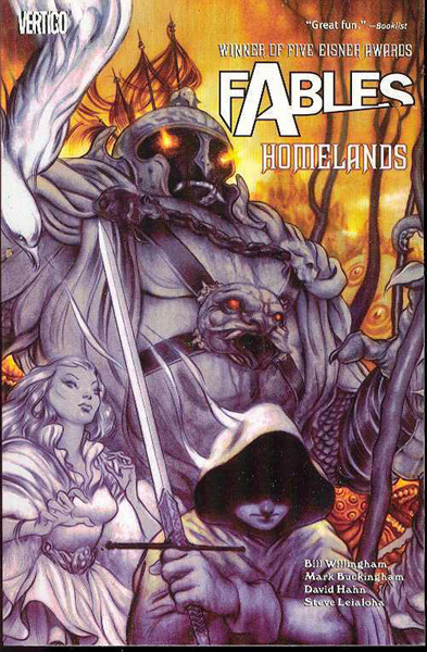 Image: Fables Vol. 06: Homelands SC  - DC Comics
