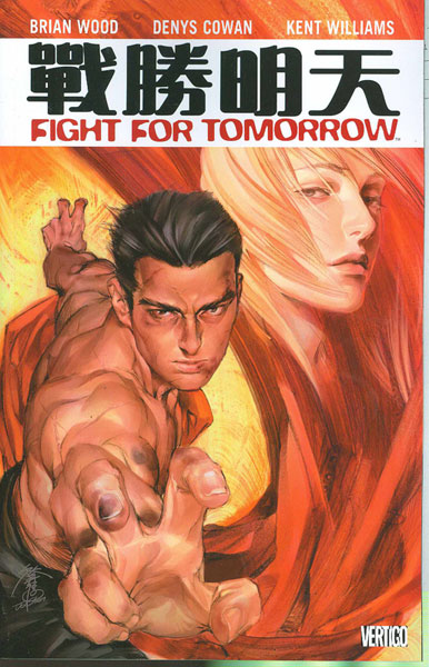 Image: Fight for Tomorrow SC  - DC Comics