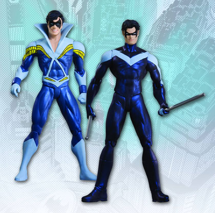 DC Origins Collector Action Figures Series 1: Nightwing